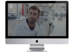 CABINET YBC site internet, web design